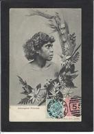CPA Australie Australia Aborigène Circulé Princesse Royalty - Aborigènes