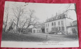 21 - Dijon - Ecole St Joseph - Classe Préparatoire Et Laboratoire De Chimie ---------------- 495 - Dijon