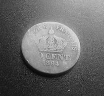 FRANCE 50 CENTIMES NAPOELON III 1864 A N° 444 - Frankreich