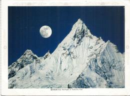Miancimu Peak In Yunnan. China,  Adressée Andorra, Avec Timbre à Date Arrivée - Alpinisme
