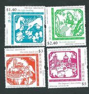 Hong Kong China 2005;  Andersen's Fairy Tales For Childrens. Serie Completa, Nuova. - Fiabe, Racconti Popolari & Leggende