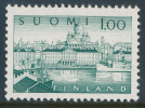 FINLAND 1974, M-63 Definitive PHOSPHOR Helsinki Harbour 1,00 BoQ** - Finlandia