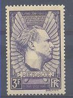 Año 1937 Nº 338 Aviador Jean Mermoz - Nuovi