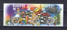 Niuafo'ou. 50e Anniversaire De L'UNICEF - Tonga (1970-...)