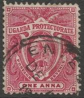 Uganda. 1898-1902 QV. 1a Used. SG 84a - Kenya, Uganda & Tanganyika