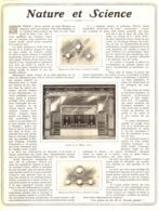 "PUB BIJOUX  "" TECLA ""   1908 ( 4 ) - Autres"