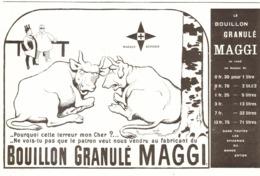 """PUB PRODUITS  """" MAGGI """"  Par BENJAMIN RABIER   1908 ( 3 ) - Boîtes"""