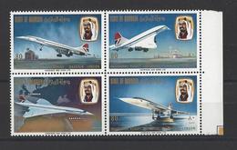 BAHREIN  YT  N° 241:244  Neuf **  1976 - Bahreïn (1965-...)