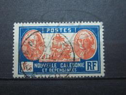 """VEND BEAU TIMBRE DE NOUVELLE-CALEDONIE N° 156 , OBLITERATION """" NOUMEA """" !!! - Nuova Caledonia"""