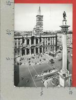 CARTOLINA VG ITALIA - ROMA - Basilica Di Santa Maria Maggiore - 10 X 15 - ANN. 1951 SCONOSCIUTO DAL PORTALETTERE - Eglises