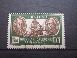 """VEND BEAU TIMBRE DE NOUVELLE-CALEDONIE N° 187 , OBLITERATION """" NOUMEA """" !!! - Nouvelle-Calédonie"""