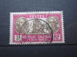 """VEND BEAU TIMBRE DE NOUVELLE-CALEDONIE N° 158 , OBLITERATION """" NOUMEA """" !!! - Neukaledonien"""
