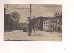 TP177 Sicilia TRAPANI 1929 VIAGGIATA Tram - Trapani