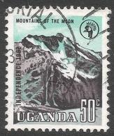 Uganda. 1962-64 Independence. 50c Used. SG 104 - Uganda (1962-...)