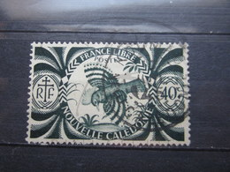"""VEND BEAU TIMBRE DE NOUVELLE-CALEDONIE N° 234 , OBLITERATION """" NOUMEA """" !!! - Nuova Caledonia"""