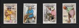YEMEN SOUTH [Yemen Del Sur], 1980, London'80 International Stamp Exhibition 4v MNH - Yemen