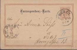 Autriche, Entier Postal, Scan R/V. - Entiers Postaux