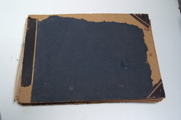 Album Photo Albuminées,19 ème Siècle Photographes Alfred Noack, Giorgio Sommer Et  D Autres. - Albums & Collections
