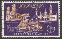 Uganda. 1962-64 Independence. 1/30 Used. SG 106 - Uganda (1962-...)