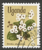 Uganda. 1969 Flowers. 5c Used. SG 131a - Uganda (1962-...)