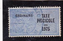 T.F. Taxe Piscicole N°191 - Fiscaux