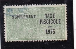 T.F. Taxe Piscicole N°193 - Fiscaux