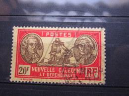 VEND BEAU TIMBRE DE NOUVELLE-CALEDONIE N° 161 !!! - Neukaledonien