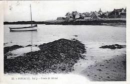 44 - PIRIAC - Pointe St Michel - - Piriac Sur Mer