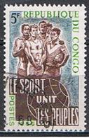 (RCF 26) REP. DU CONGO // YVERT 193 // 1966 - Congo - Brazzaville