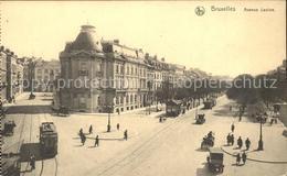 61535339 Bruxelles Bruessel Avenue Louise Tram / Bruessel / - Belgique