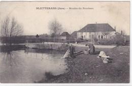 Jura - Bletterans - Moulin Du Rondeau - Other Municipalities