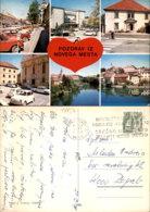 NOVO MESTO,SLOVENIA POSTCARD - Slowenien
