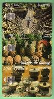 GUINEE *** Lot De 3 Telecartes Differentes *** TTBE *** (A6-P18) - Guinee