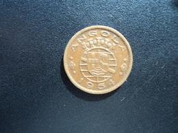 ANGOLA : 50 CENTAVOS   1954    KM 75     TTB - Angola