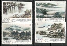 TAIWAN1977:Michel1178-81nh** - 1945-... República De China