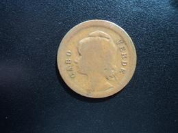 CAP VERT : 20 CENTAVOS   1930   KM 3     TB - Cape Verde