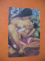 Polynésie Française - Artistes Peintures En Polynésie  Octave Morillot (1878-1931)   à Voir - Polynésie Française