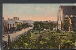 Gloucestershire Postcard - Cinderford, Belle Vue Road DC1946 - Angleterre