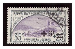 Timbre N° 166 OBL - Francia