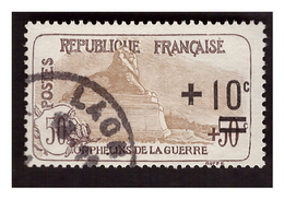 Timbre N° 167 OBL - France