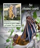 2019-03- DJIBOUTI -  BF BATS       1V    MNH** - Chauve-souris