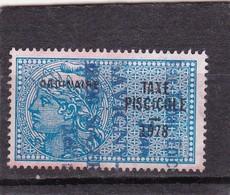 T.F. Taxe Piscicole N°210 - Revenue Stamps