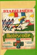Buvard & Blotting Paper : Biscottes  MABISCOTTE Stabilisées 1796 Bonaparte Au Pont D'Arcole - Biscottes