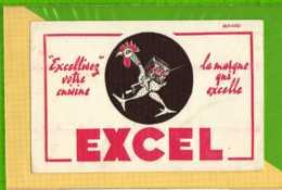 Buvard & Blotting Paper : La Marque Qui Excelle EXCEL - Produits Laitiers
