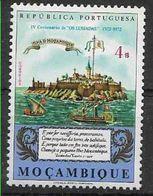 1972 MOZAMBIQUE 562** Camoens - Mozambique