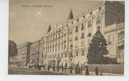 "NICE - ""ROYAL HOTEL "" - Cafés, Hotels, Restaurants"