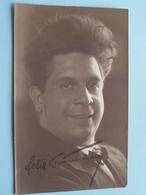 FELIX TIMMERMANS ( Gehandtekende Kunstfoto Gyselynck / Uitg. Lannoo Thielt ) Anno 19?? ( Zie / Voir Photo ) ! - Ecrivains
