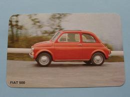 FIAT 500 ( Editie - Uitgave België / Zie Foto Voor Details ) ! - Voitures