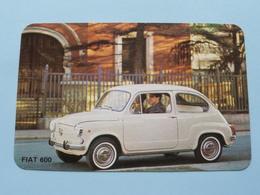 FIAT 600 ( Editie - Uitgave België / Zie Foto Voor Details ) ! - Voitures