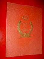 Cahier  Ecole Du Creusot  Année Scolaire 1900-1901 Classe M2  Complet ,rempli TBE - Documentos Antiguos